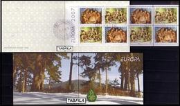 BULGARIA \ BULGARIE - 2007 - Europe - Cept - Scoutisme - Booklete (O) - Bulgarie