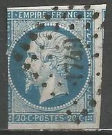 FRANCE - Oblitération Petits Chiffres LP 1749 LOHEAC (Ille & Vilaine) - Marcophilie (Timbres Détachés)