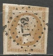 FRANCE - Oblitération Petits Chiffres LP 1752 LONGEAU (Haute-Marne) - Marcofilie (losse Zegels)