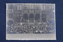 1944 Verzet Halle Groepsfoto  Belgische Nationale Beweging BNB  Mouvement National Belge   MNB  Echte Foto - 1939-45