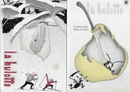 La Hulotte - Numéros 95 & 96 - Wissenschaft