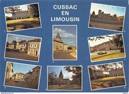 87-CUSSAC-N°2174-C/0291 - Autres Communes