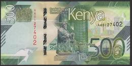 Kenya 500 Shillings 2019 Pnew UNC - Kenia