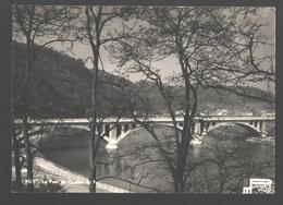 Huy - Le Pont Du Chemin De Fer - éd. Studio Puvrez, Huy (cachet) - Hoei