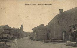 CPA BULGNÉVILLE - - Route De NEUFCHATEAU (119031) - Bulgneville