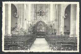 +++ CPA - BOITSFORT - Intérieur De L'Eglise - Nels  // - Watermaal-Bosvoorde - Watermael-Boitsfort