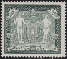 Belgie   .  OBP      .       301   (2 Scans)    .    **   .     Postfris    .  /   .  Neuf Sans Charniere - Belgique
