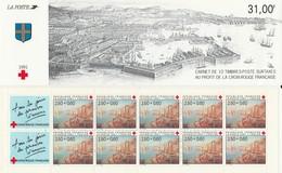 Croix Rouge - 1991 - Yet T N° 2040 -  Mi FR MH 26 - Booklets