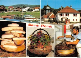 25-SAINT POINT-N°2179-C/0031 - France
