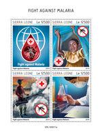 SIERRA LEONE 2019 - Malaria. Official Issue [SL190611a] - Disease