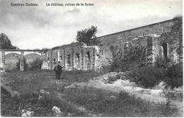 Cambron Casteau NA4: Le Château, Ruines De La Ferme - Brugelette