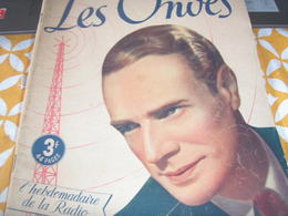ONDES RADIO PARIS/PIERRE RICHARD WILLMCOLLABORATION TESSIER /PIVERD CARLES/CHEVALIER/ GUERIN /STALAGS /LOTERIE NATIONALE - 1900 - 1949
