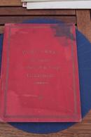 Geraardsbergen Wellicht Begin 1900' Pensionnat Des Soeurs De Marie Et Joseph Soort Handboek Kalligrafie Zeldzaam - Documents Historiques