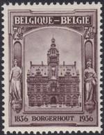 Belgie   .  OBP      .       436   .    **   .     Postfris    .  /   .  Neuf Sans Charniere - Ungebraucht