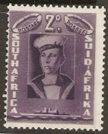 South Africa  1941  SG  95   Sailor   Mounted Mint - Südafrika (...-1961)