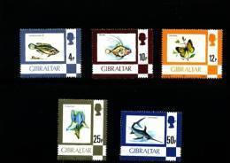 GIBRALTAR - 1981  DEFINITIVE  SET MINT NH - Gibilterra