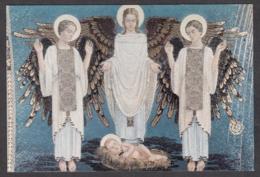 95408/ EGLISES, Basilique Du Mont Thabor, Crypte, Fresque, *Symbolic Transfiguration, The Nativity* - Eglises Et Couvents