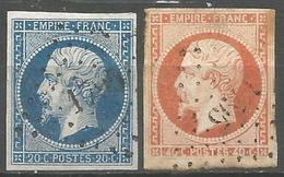 FRANCE - Oblitération Petits Chiffres LP 1795 LE LUDE (Sarthe) - Marcophilie (Timbres Détachés)