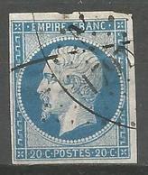 FRANCE - Oblitération Petits Chiffres LP 1797 LUMBRES (Pas-de-Calais) - Marcophilie (Timbres Détachés)