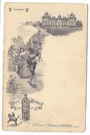 PUBLICITE - ELIXIR COMBIER - Werbepostkarten