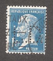 Perforé/perfin/lochung France No 179 L.D. (41) - Perforés