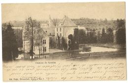 """7 - Château De Spontin """" Nels Série 2 N°7"""" - Yvoir"""
