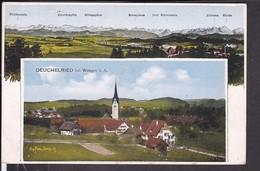 Deuchelried B. Wangen I.allgäu  , E.Felle  1929 - Wangen I. Allg.