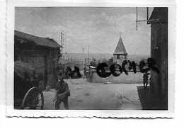 54 VANDOEUVRE      SOLDATS  ALLEMANDS  JUIN 1940 - Vandoeuvre Les Nancy