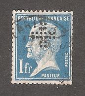 Perforé/perfin/lochung France No 179 + (13) - Perforés
