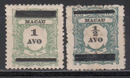 1904, Yvert Nº 141, 142, MNH, - Nuevos