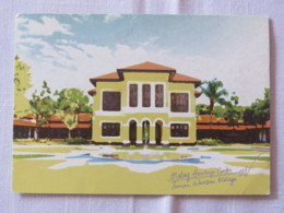 Malaysia 2012 Unused Postcard - Malay Heritage Centre - Malaysia