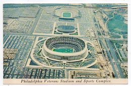 PHILADELPHIE ( U.S.A ) --Vue Aérienne Du Stade Et Du Complexe Sportif -- - Stades
