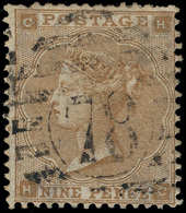 O Great Britain - Lot No.12 - Usati