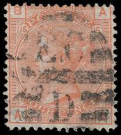 O Great Britain - Lot No.19 - Usati