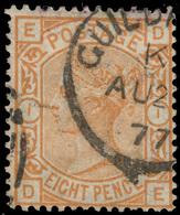 O Great Britain - Lot No.21 - Usati