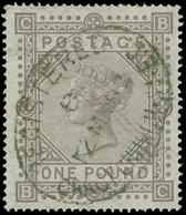 O Great Britain - Lot No.23 - Usati