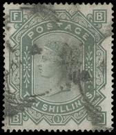 O Great Britain - Lot No.25 - Usati
