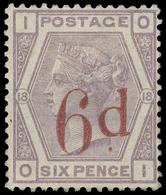 * Great Britain - Lot No.26 - 1840-1901 (Victoria)