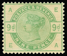 * Great Britain - Lot No.30 - 1840-1901 (Regina Victoria)
