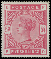 * Great Britain - Lot No.32 - 1840-1901 (Regina Victoria)