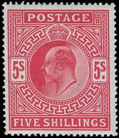 * Great Britain - Lot No.37 - 1902-1951 (Kings)