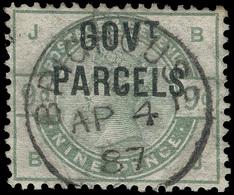 O Great Britain - Lot No.47 - Servizio