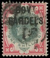 O Great Britain - Lot No.50 - Servizio