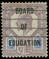 O Great Britain - Lot No.55 - Service
