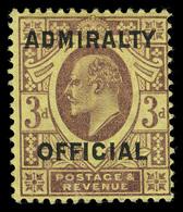 * Great Britain - Lot No.56 - Officials