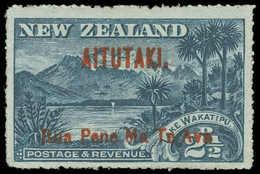 * Aitutaki - Lot No.67 - Aitutaki