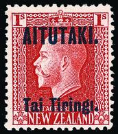 * Aitutaki - Lot No.72 - Aitutaki