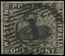 O Australia / Western Australia - Lot No.138 - 1854-1912 Western Australia