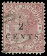 O British Honduras - Lot No.371 - Honduras