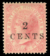 * British Honduras - Lot No.372 - Honduras